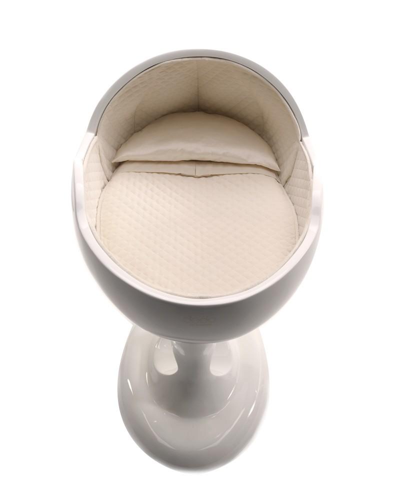 Dodo Bassinet White Edition